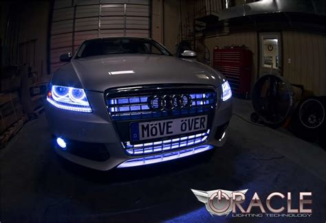 oracle halo lights for audi 2002 2005 audi a4 ccfl halo