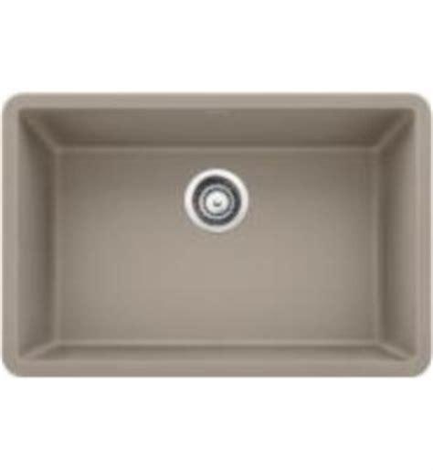 blanco precis sink truffle blanco 522432 precis 26 7 8 quot single bowl undermount