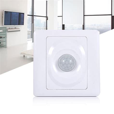 automatic light switch infrared led pir motion sensor switch automatic
