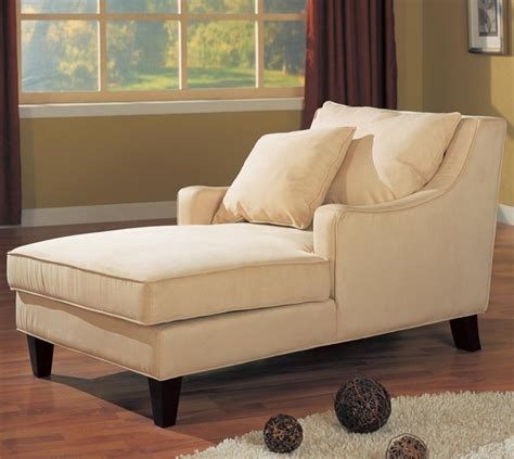 accent seating microfiber chaise lounge by coaster sku 500029 contemporary san francisco