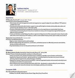 great resume sample sample of it resumes cv templates With resume templates for it professionals free download