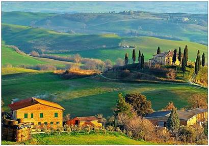 Tuscany Desktop Italy Wallpaperaccess Backgrounds Computer Wallpapers
