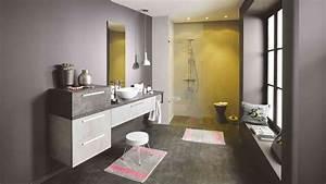 Salle De Bain En L : comment pr parer la r novation de sa salle de bain le blog ~ Melissatoandfro.com Idées de Décoration