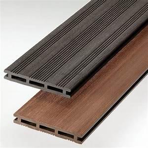 Terrasse Lame Composite : lame terrasse composite gris images ~ Edinachiropracticcenter.com Idées de Décoration