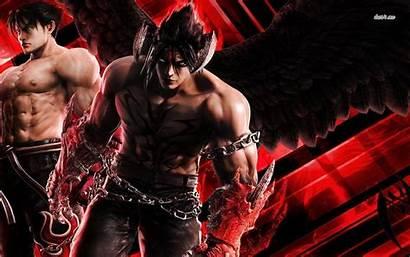 Tekken Jin Devil Kazama Wallpapers Pulpit Na