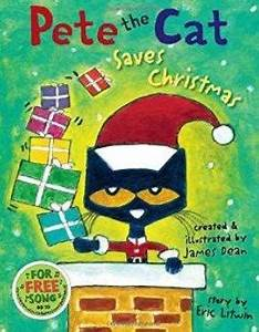 Pete The Cat Saves Christmas - Just Books Read Aloud