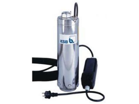 pompe de puit immergée pompe immerg 233 e pour puit ksb ixo 55 e hmax 53m qmax 4 5 m3 h contact groupe emile dufour