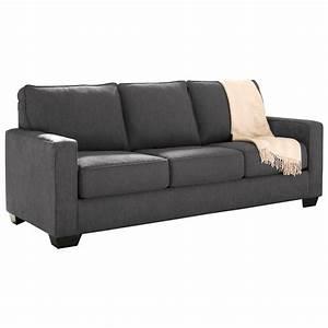 queen sofa sleeper with memory foam mattress by signature With queen sofa bed with memory foam mattress