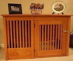 1000 images about dog crates on pinterest dog crates With dog crate entry table