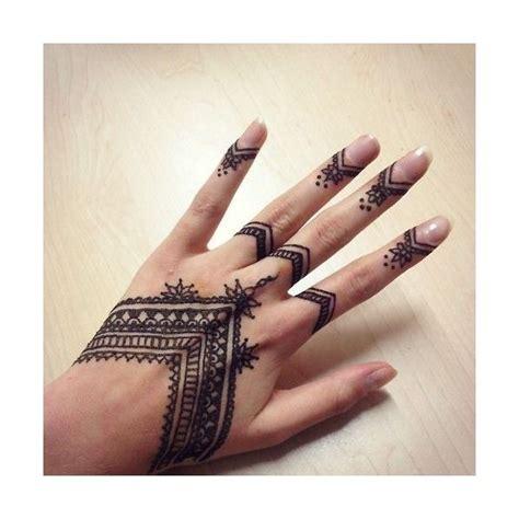 finger henna ideas  pinterest