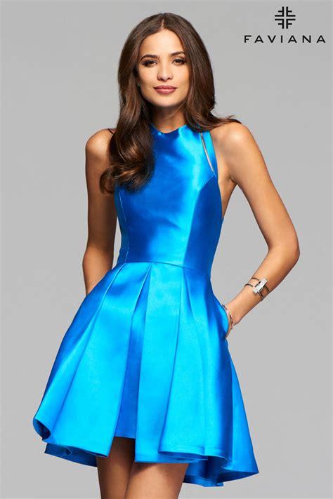 faviana  prom dress prom gown