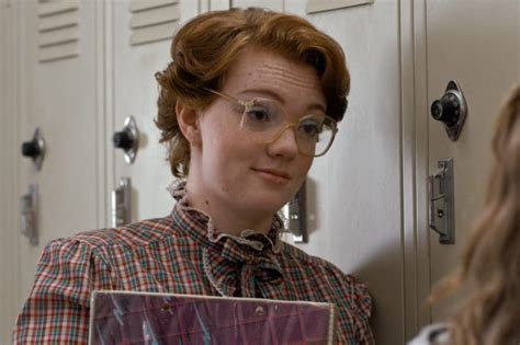 Shannon Purser On Her First Role Ever As Barb, Stranger