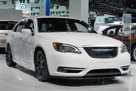 Chrysler S 200 by Mopar Gives Chrysler 200 A Kick In The With S