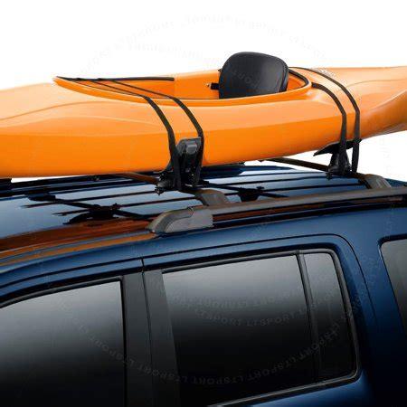 kayak racks walmart 01 10 chrysler canoe boat surf board kayak roof top mount