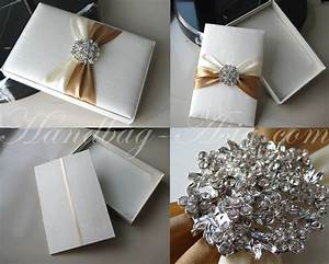 16 wonderful wedding box invitations you must see With diy wedding invitations in a box