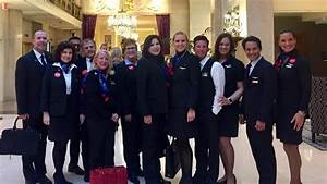 American Airlines' controversial uniforms show up at swank ...
