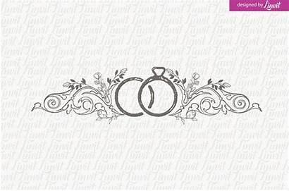 Ring Rings Logos Monogram Luxury Card Templates