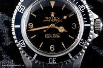 exceptionally rare explorer dial    submariner rolex