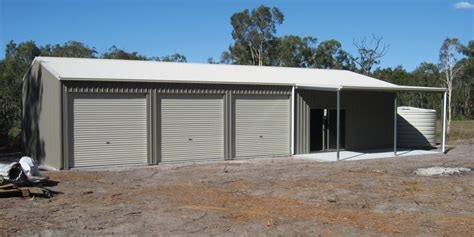 Rural Sheds by Southern Cross Sheds Servicing All Areas Across