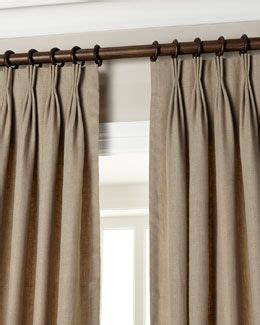 5e2m eastern accents pinch pleat linen curtains master