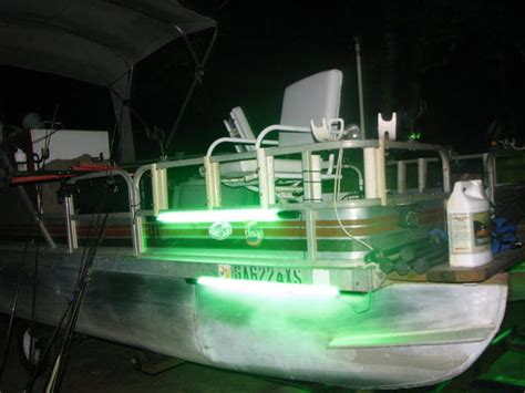 Fishing Lights For Pontoon Boats by Homade Fishing Lights