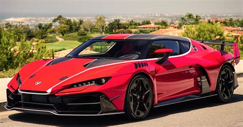 Italdesign Zerounoproduction 5 Cars In 2017 Cars