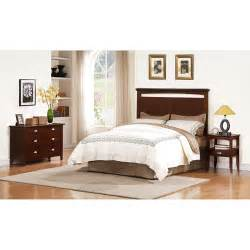 mission 5 piece bedroom set queen w mattress box spring