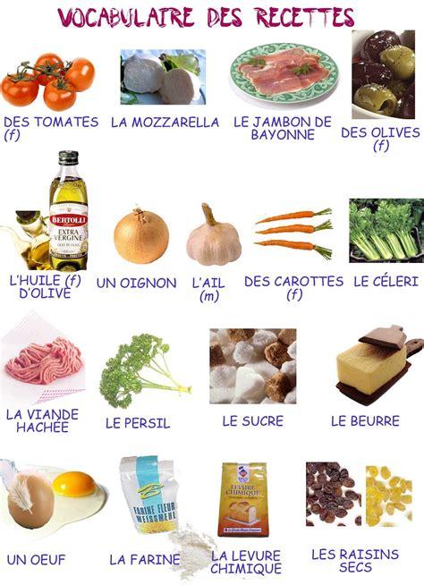 recette de cuisine d le français et la cuisine bienvenue à tous les amoureux