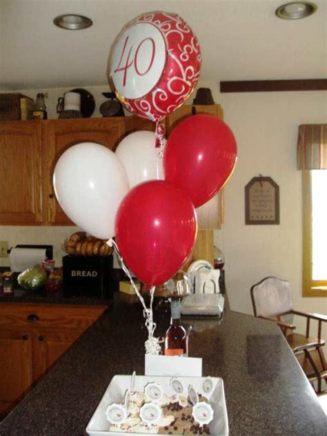40th Anniversary Decorations - some absolutely ly 40th anniversary decoration ideas