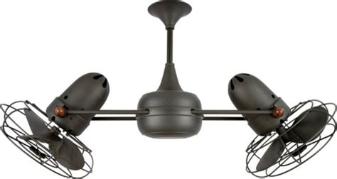 Harbor Dual Light Ceiling Fan by Dynamic Dual Rotational Ceiling Fan Ceiling Fans Ta