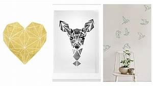 Lampe Mit Zetteln : wohntrend dekoelemente im origami stil auf wohnklamotte ~ Michelbontemps.com Haus und Dekorationen