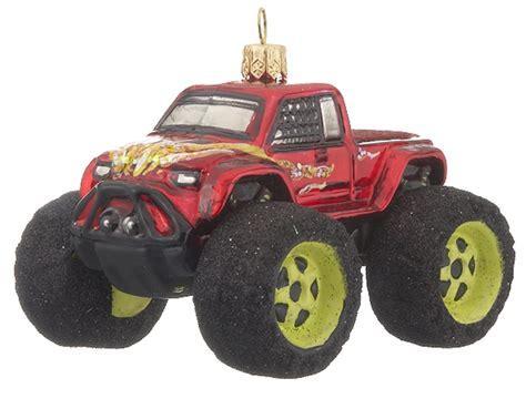 monster truck christmas ornament truck ornament christmasornaments