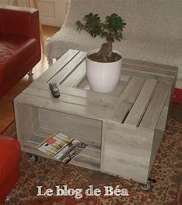 Table En Bois De Palette : table basse bar en bois de palettes pallet coffee table with bar 1001 pallets ~ Melissatoandfro.com Idées de Décoration