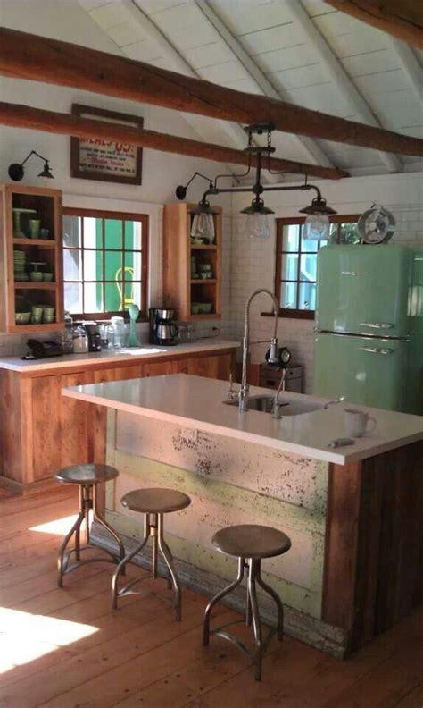 ideas  retro kitchens  pinterest vintage