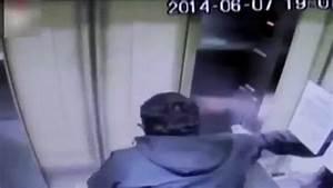 Video  Elevator Malfunction Goes Up Crashing Through The