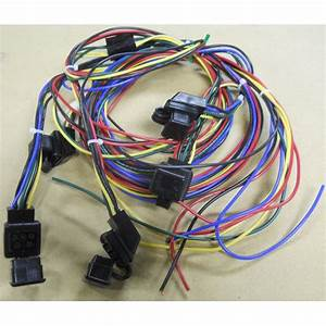 5 Receptacle Wire Harness W   Er5-500b