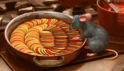 internaute cuisine apprenez à faire la ratatouille du ratatouille