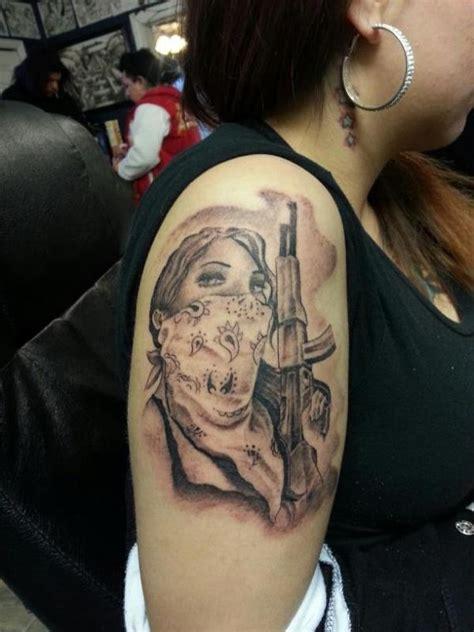 cool gangsta tattoos  girls fav images amazing