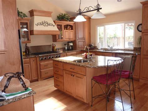 kitchen designs  islands modern kitchen setting