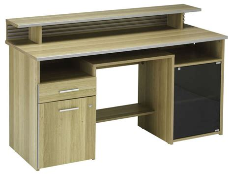 bureau informatique conforama mobilier table conforama meuble bureau
