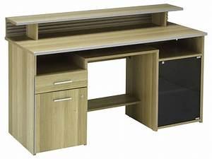 bureaux multimedias trouvez facilement sur internet With conforama meuble informatique bois