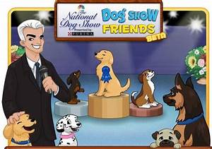 Dog Show Friends Online Games List