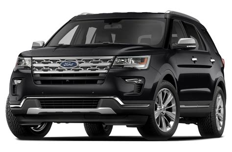 2019 Ford Explorer  New Design High Resolution Photos