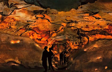 how to paint home interior what the lascaux caves facsimiles fail to capture