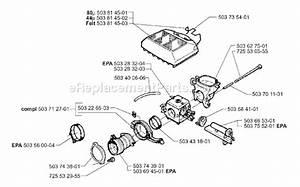 Husqvarna 365 Parts List And Diagram