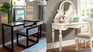 12, Amazing, Bedroom, Vanity, Table, And, Chair, Ideas
