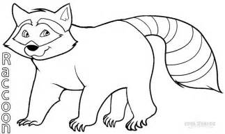 baby raccoon coloring pages az coloring pages - Chester Raccoon Coloring Page