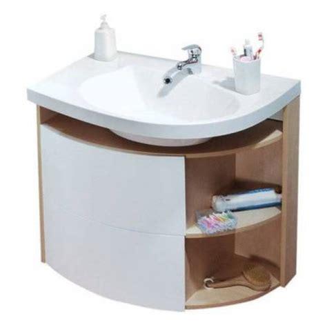 meuble salle de bain asymetrique meuble de salle de bain asym 233 trique ravak rosa