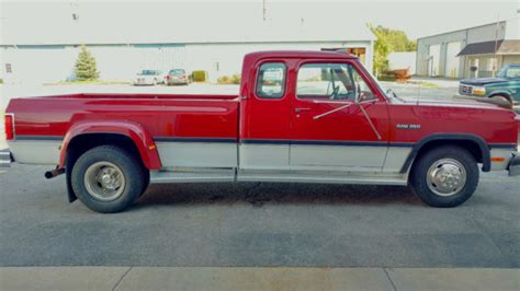 best auto repair manual 1993 dodge d350 club user handbook dodge other pickups extended cab pickup 1993 red for sale 3b7me33c1nm541668 1993 dodge d350