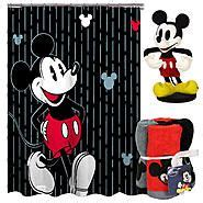 Mickey Mouse Bathroom Decor Kmart by 1000 Ideas About Mickey Mouse Shower Curtain On